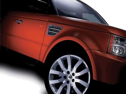 2006 Land Rover Range Rover Sport 33