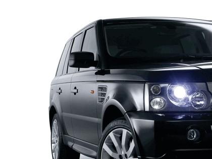 2006 Land Rover Range Rover Sport 34