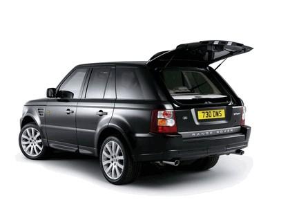 2006 Land Rover Range Rover Sport 36