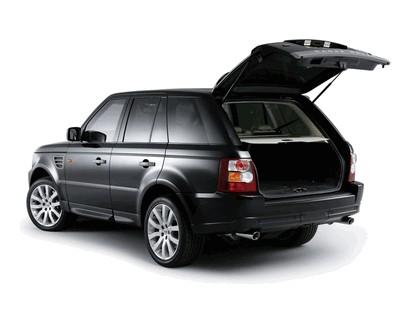 2006 Land Rover Range Rover Sport 37