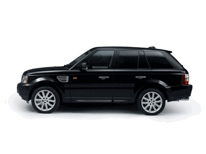 2006 Land Rover Range Rover Sport 39