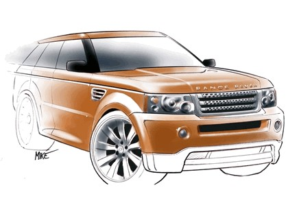2006 Land Rover Range Rover Sport 62