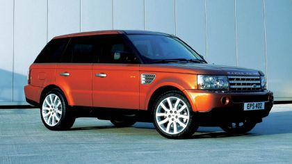 2006 Land Rover Range Rover Sport 4