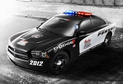 2012 Dodge Charger Pursuit Pace Car 1