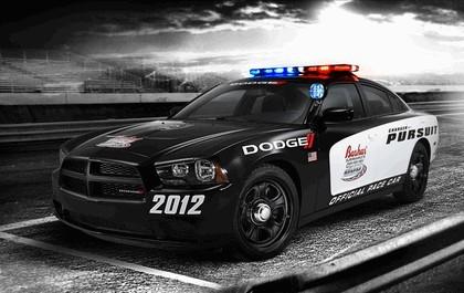 2012 Dodge Charger Pursuit Pace Car 2