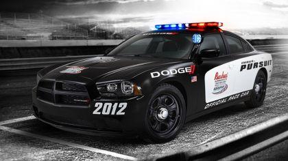 2012 Dodge Charger Pursuit Pace Car 9