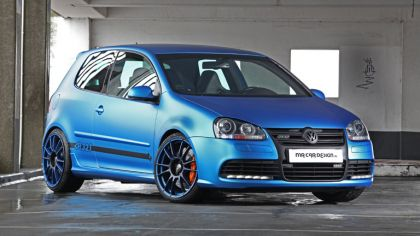2012 Volkswagen Golf ( V ) R32 T by MR Car Design 5
