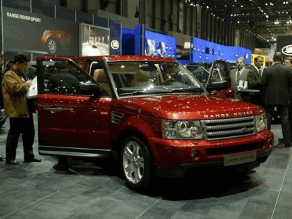 2006 Land Rover Range Rover Sport Diesel 1