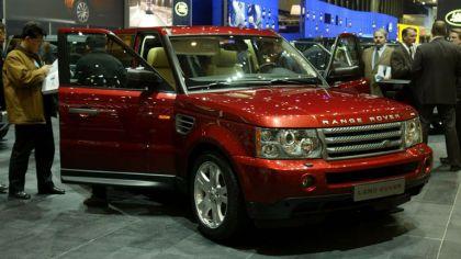 2006 Land Rover Range Rover Sport Diesel 5