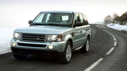 2006 Land Rover Range Rover Sport HSE 4