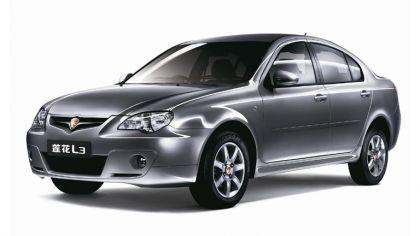 2009 Europestar L3 sedan 2