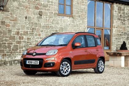 2012 Fiat Panda - UK version 1