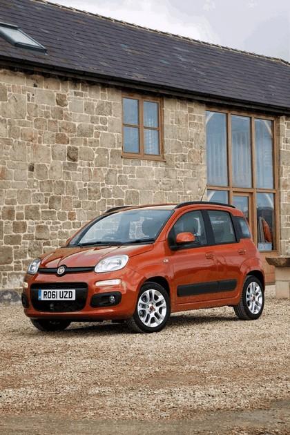 2012 Fiat Panda - UK version 2