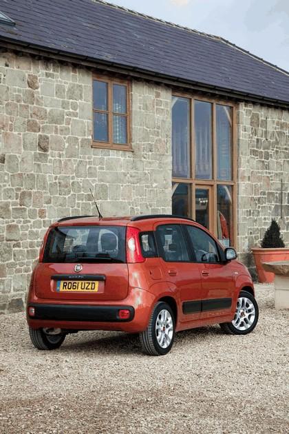 2012 Fiat Panda - UK version 3