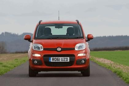 2012 Fiat Panda - UK version 8
