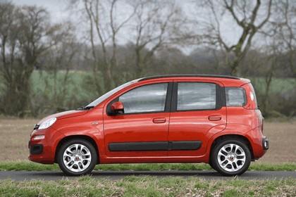 2012 Fiat Panda - UK version 9