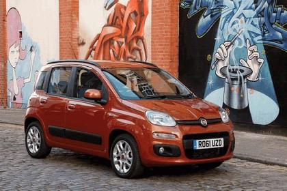 2012 Fiat Panda - UK version 12