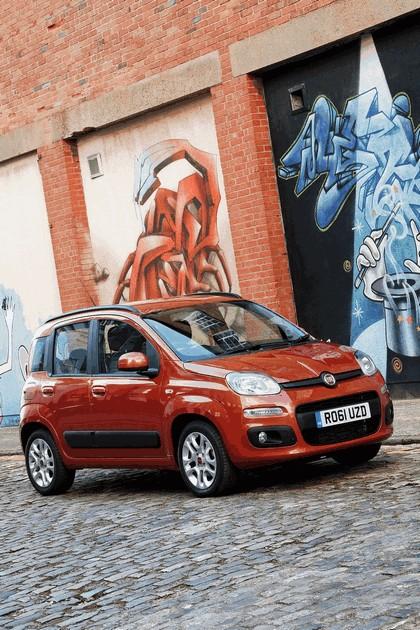 2012 Fiat Panda - UK version 13