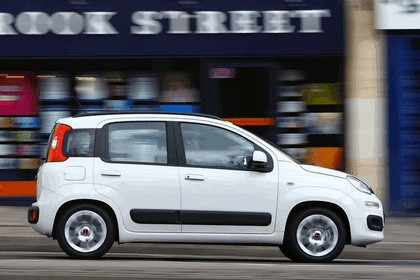 2012 Fiat Panda - UK version 80