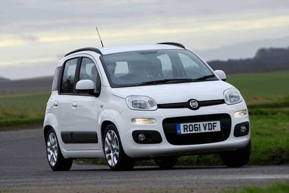 2012 Fiat Panda - UK version 85