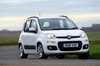 2012 Fiat Panda - UK version 86