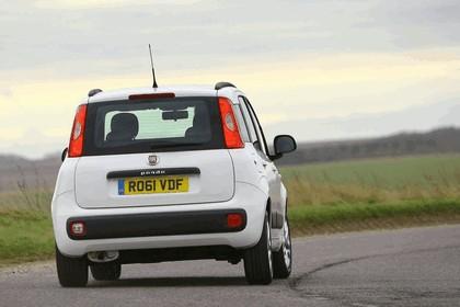2012 Fiat Panda - UK version 87