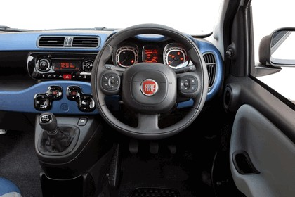 2012 Fiat Panda - UK version 90