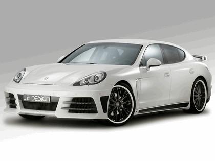 2012 Porsche Panamera ( 970 ) by JE Design 1
