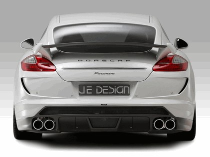 2012 Porsche Panamera ( 970 ) by JE Design 6