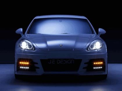 2012 Porsche Panamera ( 970 ) by JE Design 7