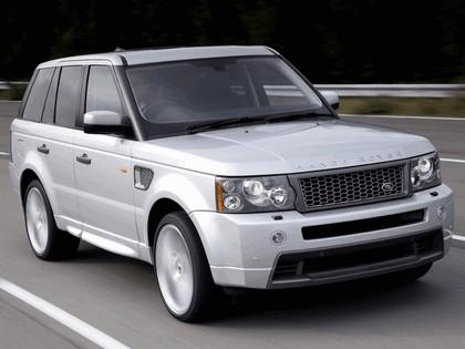 2006 Land Rover Range Rover Sport HST 1