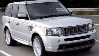 2006 Land Rover Range Rover Sport HST 7
