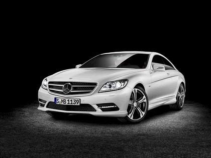 2012 Mercedes-Benz CL-klasse Grand Edition 1