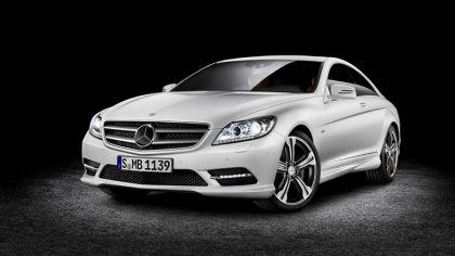 2012 Mercedes-Benz CL-klasse Grand Edition 2