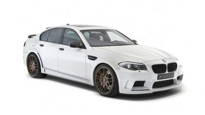 2012 BMW M5 ( F10 ) by Hamann 6