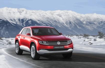 2012 Volkswagen Cross Coupé concept 1