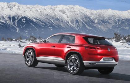 2012 Volkswagen Cross Coupé concept 3