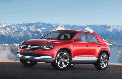 2012 Volkswagen Cross Coupé concept 4