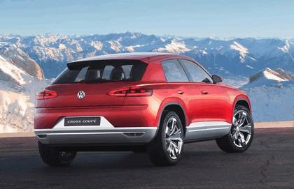 2012 Volkswagen Cross Coupé concept 6