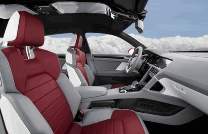 2012 Volkswagen Cross Coupé concept 8