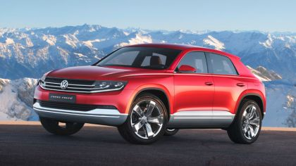 2012 Volkswagen Cross Coupé concept 5
