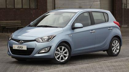 2012 Hyundai i20 1