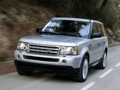 2006 Land Rover Range Rover Sport Supercharged 1