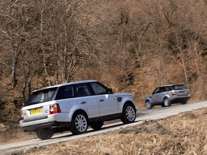 2006 Land Rover Range Rover Sport Supercharged 5