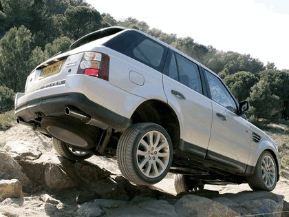 2006 Land Rover Range Rover Sport Supercharged 6
