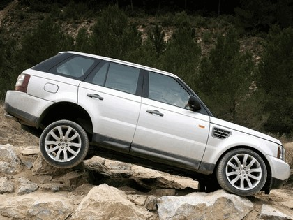 2006 Land Rover Range Rover Sport Supercharged 7
