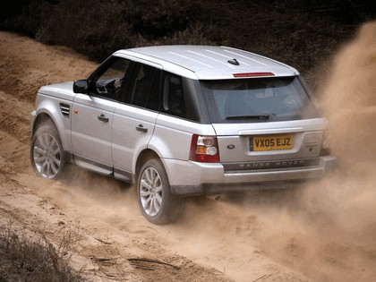 2006 Land Rover Range Rover Sport Supercharged 9