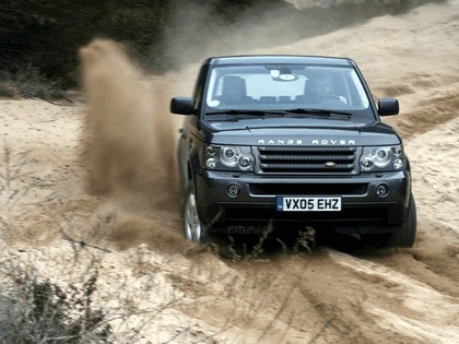 2006 Land Rover Range Rover Sport Supercharged 10