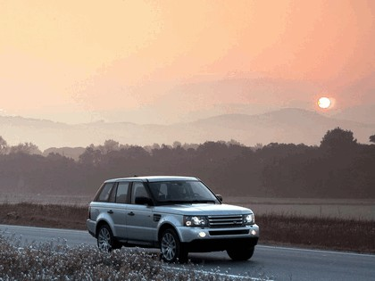 2006 Land Rover Range Rover Sport Supercharged 12