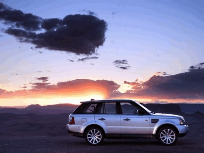 2006 Land Rover Range Rover Sport Supercharged 14